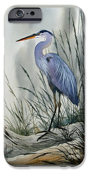 Herons Sheltered Retreat IPhone 6s Case