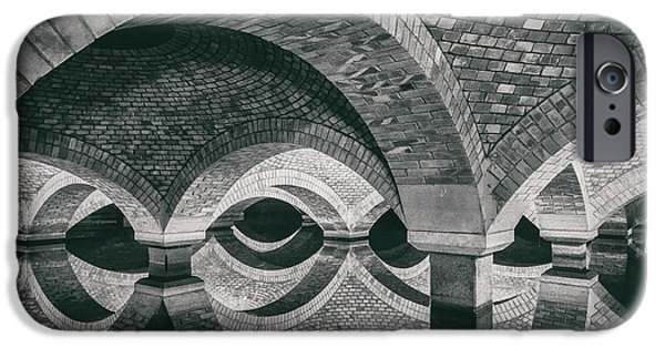 Dungeon iPhone 6s Case - Hidden Face by Krzysiek Kulesza
