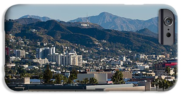 High Angle View Of A City, Beverly IPhone 6s Case