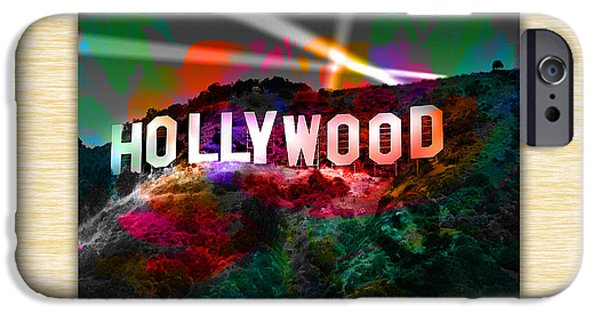 Hollywood Sign IPhone 6s Case