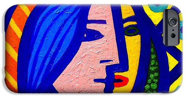 Homage To Pablo Picasso IPhone 6s Case