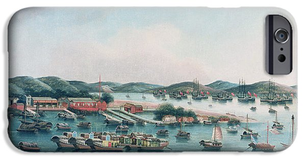 Hong Kong Harbor IPhone 6s Case