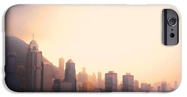Hong Kong Harbour Sunset IPhone 6s Case