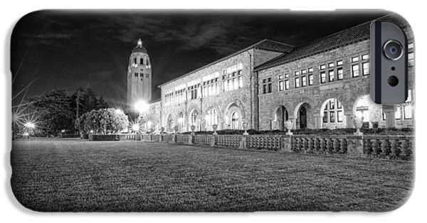 Hoover Tower Stanford University Monochrome IPhone 6s Case
