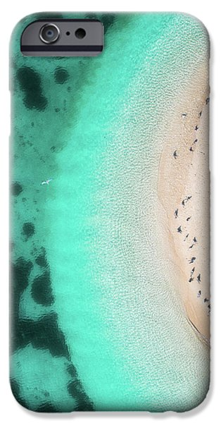 Teal iPhone 6s Case - Hot Summer by Faisal Alnomas