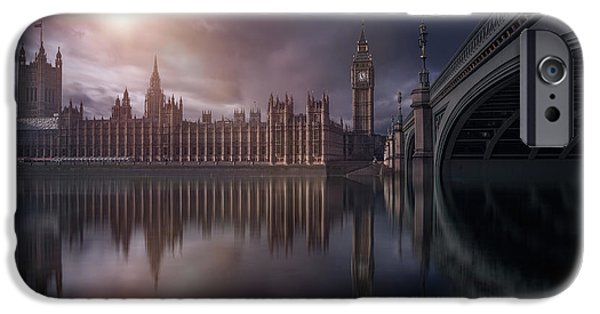 Big Ben iPhone 6s Case - House Of Parliament by Iv?n Ferrero