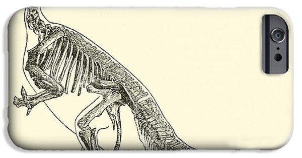 Iguanodon IPhone 6s Case