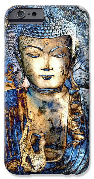 Yoga iPhone 6s Case - Inner Guidance by Christopher Beikmann