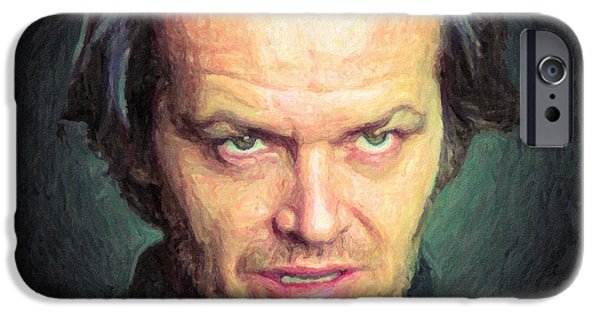 Jack Torrance IPhone 6s Case