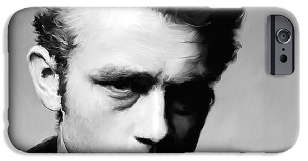 James Dean - Portrait IPhone 6s Case