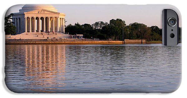Jefferson Memorial IPhone 6s Case by Olivier Le Queinec
