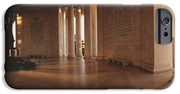 Jefferson Memorial Washington Dc Usa IPhone 6s Case by Panoramic Images