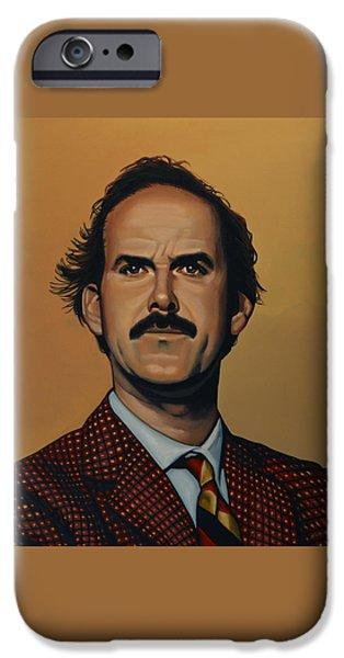John Cleese IPhone 6s Case by Paul Meijering