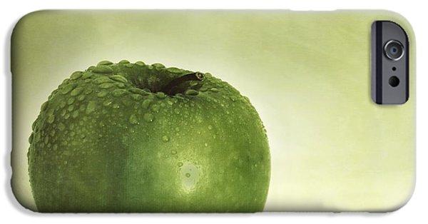 Just Green IPhone 6s Case by Priska Wettstein