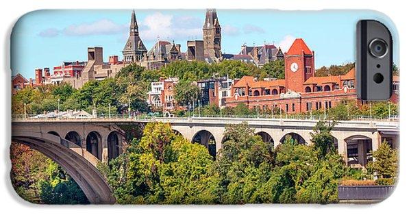 Key Bridge, Potomac River, Georgetown IPhone 6s Case