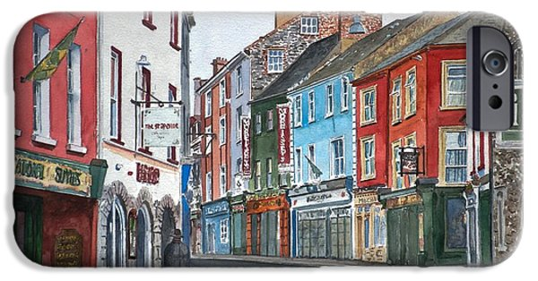 Contemporary Realism iPhone 6s Case - Kilkenny Ireland by Anthony Butera