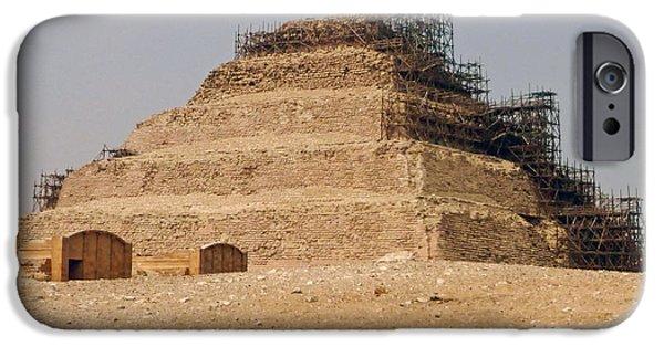 King Djoser The Great Of Saqqara IPhone 6s Case