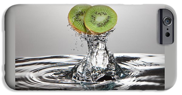 Kiwi iPhone 6s Case - Kiwi Freshsplash by Steve Gadomski