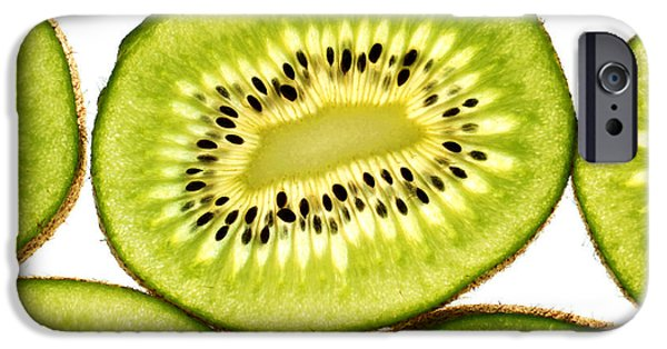 Kiwi Fruit IIi IPhone 6s Case by Paul Ge