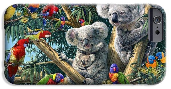 Koala Outback IPhone 6s Case