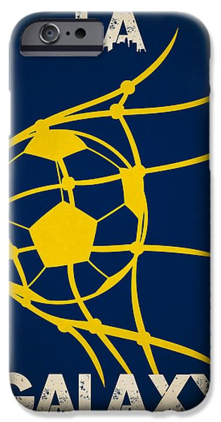 La Galaxy Goal IPhone 6s Case by Joe Hamilton