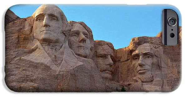 Late Afternoon, Mount Rushmore National IPhone 6s Case