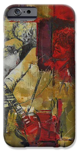 Led Zeppelin IPhone 6s Case by Corporate Art Task Force