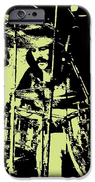 Drum iPhone 6s Case - Led Zeppelin No.05 by Geek N Rock
