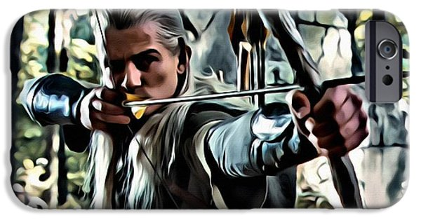 Legolas IPhone 6s Case by Florian Rodarte