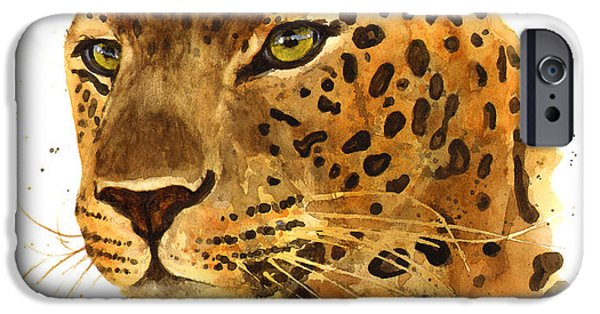 Leopard Gaze IPhone 6s Case