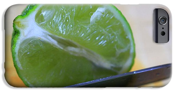 Lime IPhone 6s Case