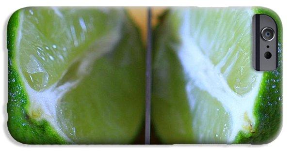 Lime Halves IPhone 6s Case