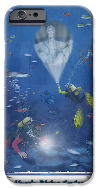 Lincoln Diving Center IPhone 6s Case by Mike McGlothlen