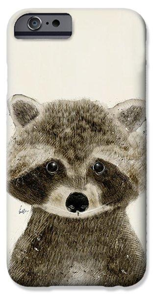 Little Raccoon IPhone 6s Case by Bri B