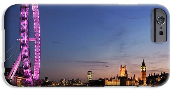 London Eye IPhone 6s Case by Rod McLean