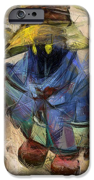 Wizard iPhone 6s Case - Lost Mage by Joe Misrasi