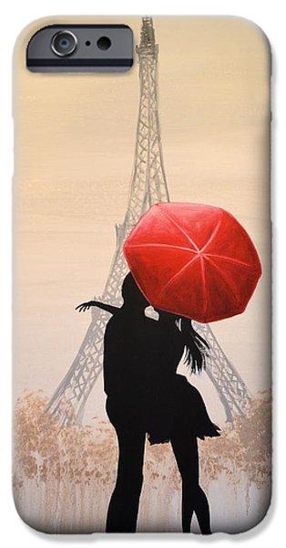 Love In Paris IPhone 6s Case