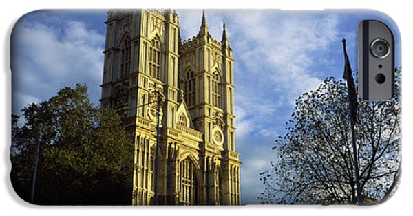 Low Angle View Of An Abbey, Westminster IPhone 6s Case by Panoramic Images