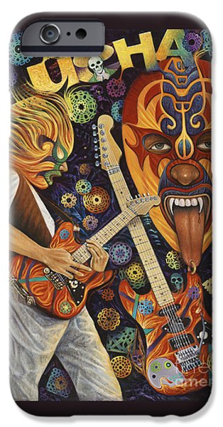 Lucha Rock IPhone 6s Case by Ricardo Chavez-Mendez