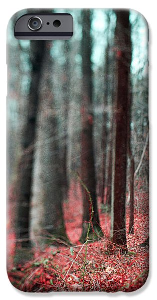 Magical Forest IPhone 6s Case by Kim Fearheiley