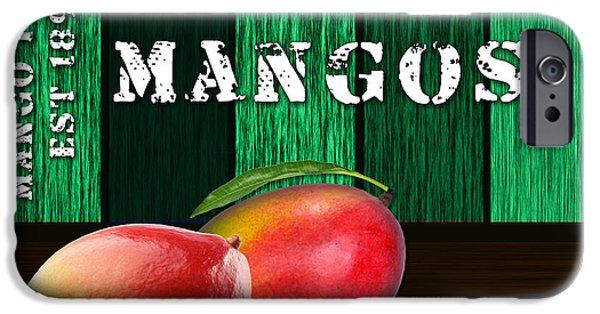 Mango Farm Sign IPhone 6s Case by Marvin Blaine