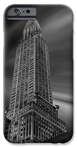 Chrysler Building iPhone 6s Case - Manhattan (chrysler) by Martin Zalba