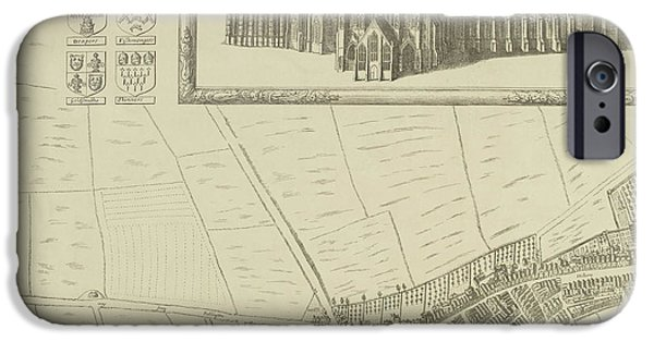 Map Of Westminster In The City Of London IPhone 6s Case by British Library