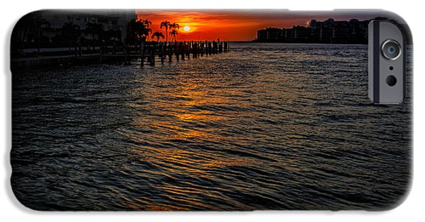 Marco Island Sunset 43 IPhone 6s Case by Mark Myhaver