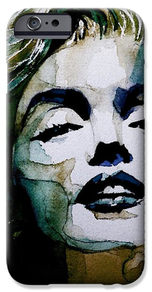 Marilyn No10 IPhone 6s Case by Paul Lovering