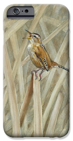 Marsh Melody IPhone 6s Case by Rob Dreyer