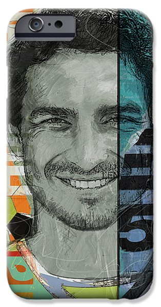 Mats Hummels - B IPhone 6s Case by Corporate Art Task Force