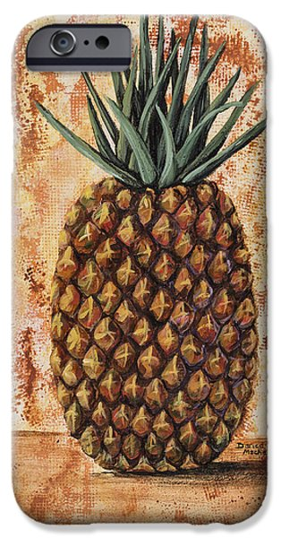 Maui Pineapple IPhone 6s Case by Darice Machel McGuire