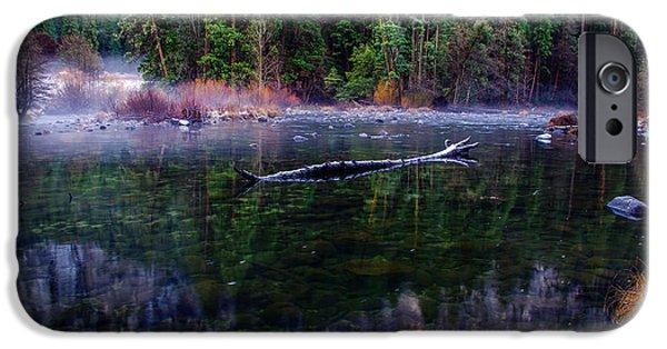 Merced River Riverscape IPhone 6s Case by Scott McGuire