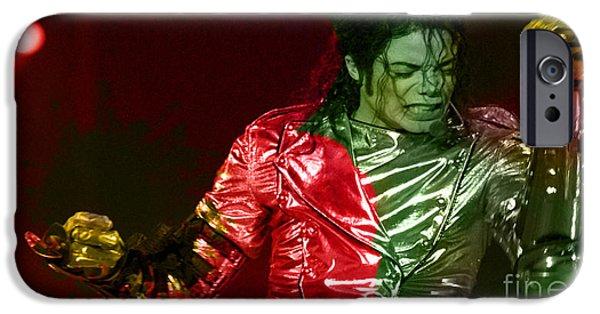 Michael Jackson Painting IPhone 6s Case